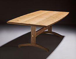 Knot Trestle Table